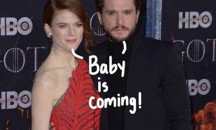 Sport Of Thrones Stars Package Harington & Rose Leslie Are Expecting Their First Kid Together!