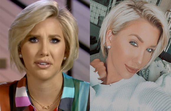 Such as Father, Like Daughter? Savannah Chrisley Called 'Unrecognizable' Right after Glow-Up!
