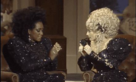 Open up Post: Hosted By A Classic Clip Of Patti LaBelle And Dolly Parton Producing Music With Their Acrylic Fingernails