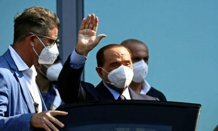 Italy's Berlusconi Leaves Hospital Right after 'Dangerous' COVID Battle