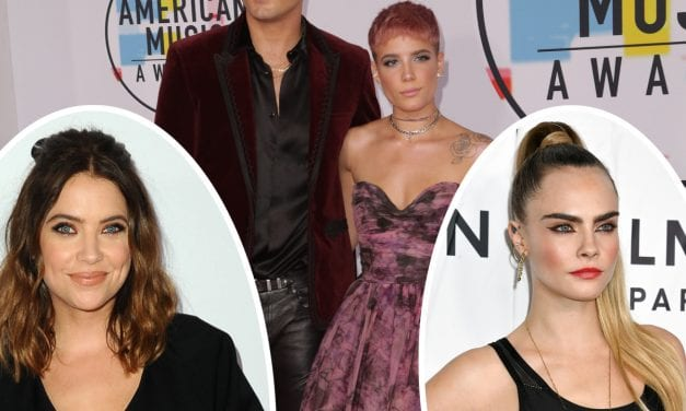 Panduan Delevingne & Halsey 'Hooking Up' After Exes Ashley Benson & G-Eazy Turn out to be Linked: Report