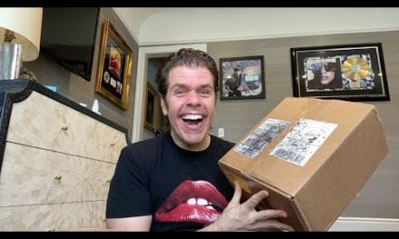 Unboxing My New Memoir! And exactly how YOU Can Get Free Signed Duplicates!! | Perez Hilton
