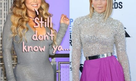 Mariah Carey Artfully Shades Jennifer Lopez AGAIN In 'All-Important' New Memoir!