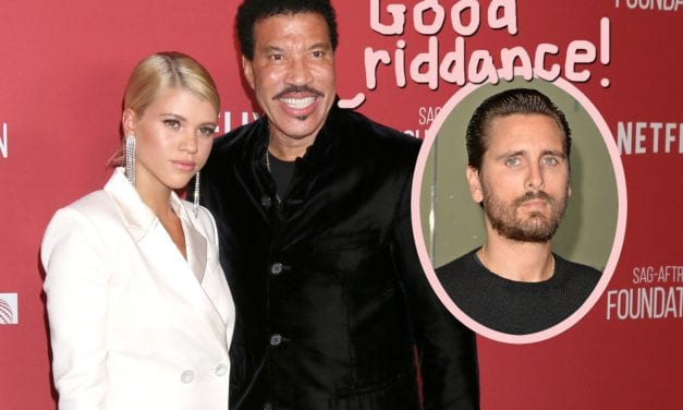 Sofia Richie 'Better Off' With Scott Disick Gone?? Her Family Thinks So!