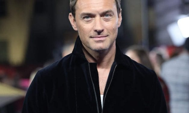 Jude Law's Sixth Child Continues to be Born