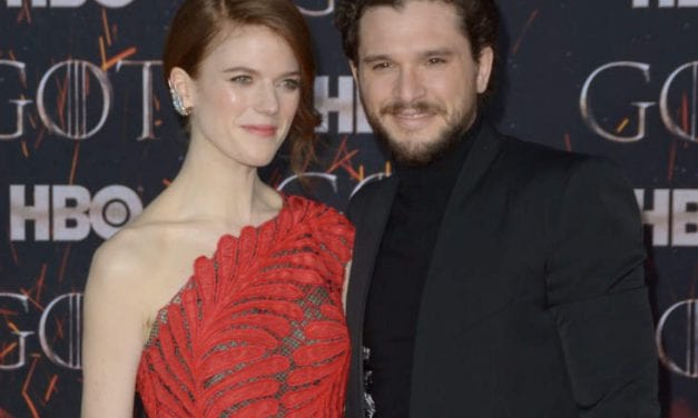 Package Harrington And Rose Leslie Are Expecting Their First Kid