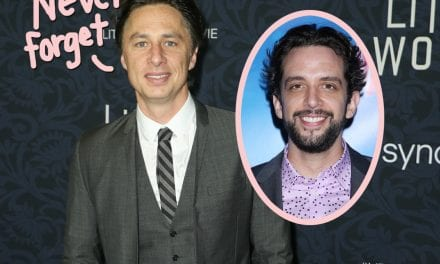 Zach Braff Shades Emmys After They 'Chose' To Exclude Nick Cordero From 'In Memoriam'