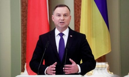 Shine President Duda Tests Optimistic for CCP Virus