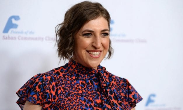 'Big Bang Theory' Costars John Parsons and Mayim Bialik Already Have a New Show With each other
