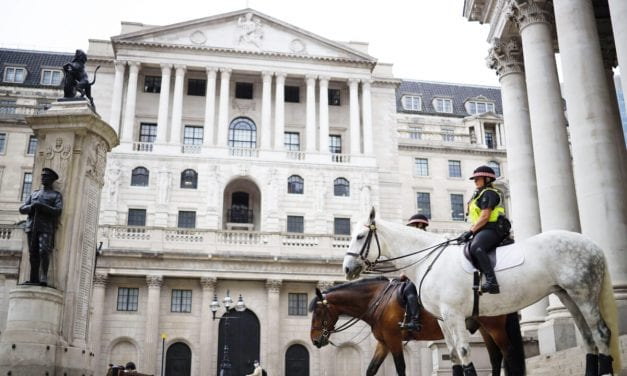 Financial institution of England Asks Banking institutions on Readiness for Harmful Rates