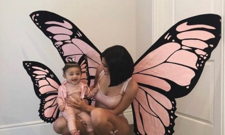 Kylie Jenner Finally Explains The particular 'Special' Meaning Behind The girl Matching Butterfly Tattoos Along with Travis Scott!