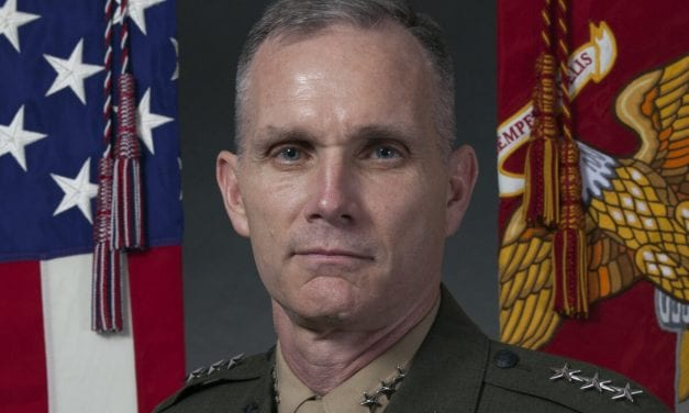 Sea General Has COVID-19 Right after Pentagon Meeting