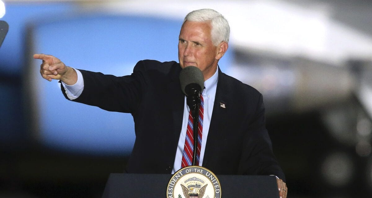 Schumer Calls on Pence in order to Skip Barrett Vote, Citing Virus Fears