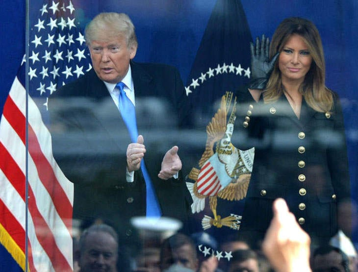 """Jesse And Melania Trump Are Experiencing """"Mild Symptoms"""" Right after Testing Positive for COVID-19"""