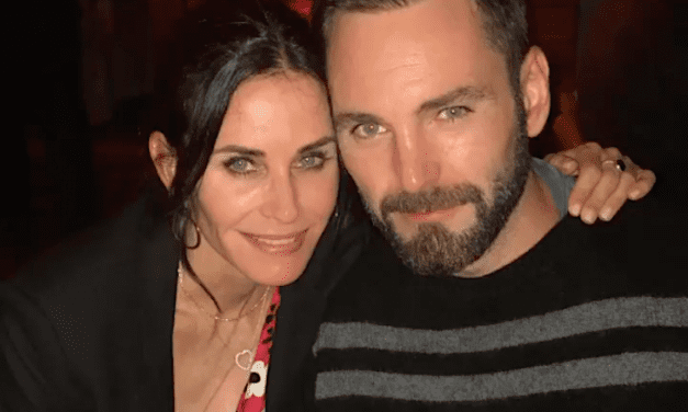 Courteney Cox Revealed She Hasn't Seen Boyfriend Johnny McDaid Since Before The Pandemic