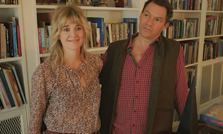 "Dominic West's Wife, Catherine FitzGerald, Has Fled To Ireland in europe For A ""Work Trip"""