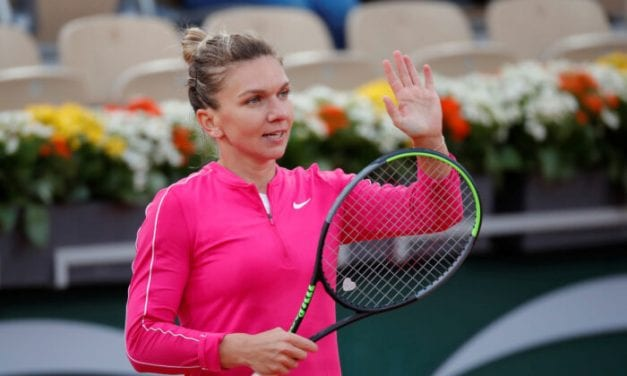 Tennis games: World No . 2 Halep Tests Positive for COVID-19
