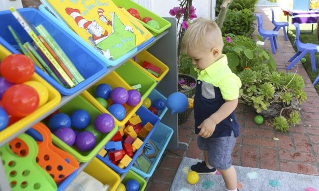 Percentage Study Finds Challenges within OC Child Care System