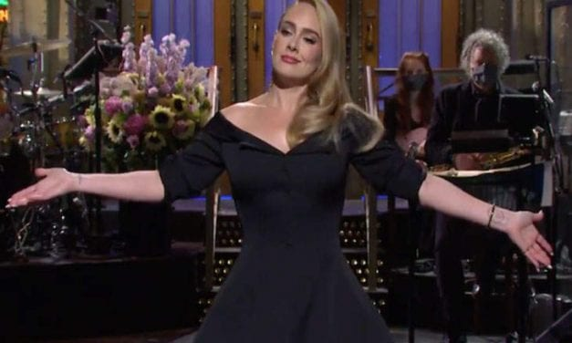 "Adele Ended Up Singing On ""Saturday Night Live"" After All"