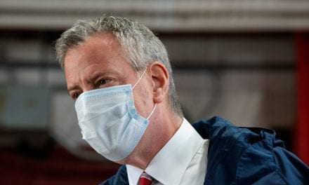 De Blasio Vows to Crackdown on Halloween Parties as NYC Sees Uptick in COVID-19 Cases