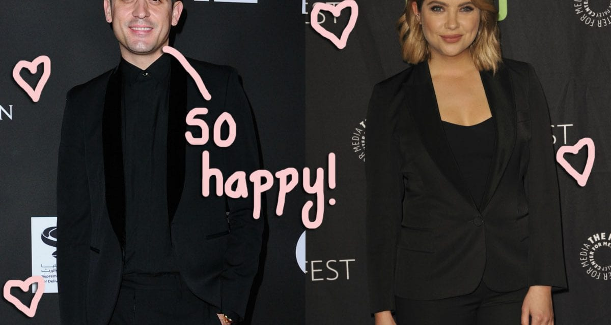 G-Eazy Finally Opens Up About Online dating Ashley Benson: 'She's A unique One'