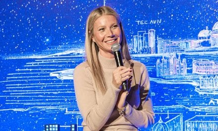 "Gwyneth Paltrow Says Her Girl Apple Has A ""Beautiful"" Feeling Of Entitlement"