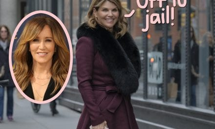 Lori Loughlin Reported To Jail — The Same ' Membership Fed' Where Felicity Ryan Went!