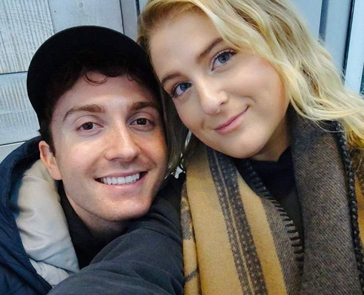 Meghan Trainor And Daryl Sabara Announce That They're Expecting