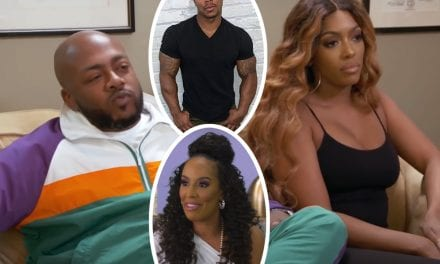 RHOA Star Porsha Williams Finishes Engagement Amid MESSY True Housewives Stripper Threesome Gossips!