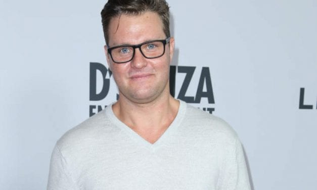 "Zachery Ty Bryan From ""Home Improvement"" Got Arrested Meant for Domestic Assault"