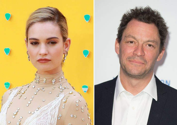Lily James And Married Dominic West Got Papped The kiss In Rome, And His Spouse Is Apparently Blindsided Simply by This Mess
