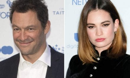 Lily James Cancelled Two Selection interviews In The Wake Of The girl Dalliance With Dominic Western