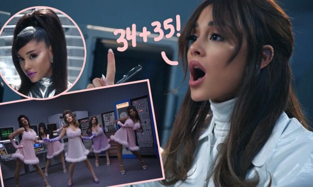 Ariana Grande' s Sex-Obsessed 34+35 Video Would Make Austin tx Powers Blush! WATCH!