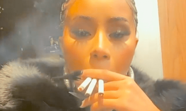 Open up Post: Hosted By Cardi B Stress Smoking 3 Cigarettes At Once While Watching The particular Election Results