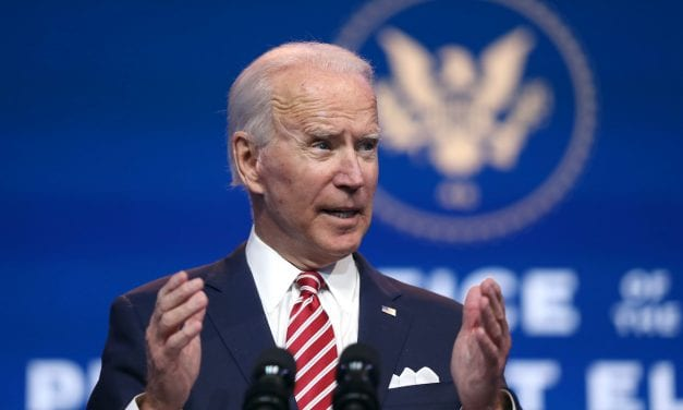 Biden Says He Would Get COVID-19 Vaccine Following Moderna, Pfizer's Trial Success