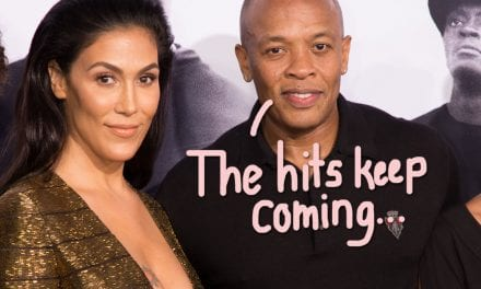 Nicole Young Thinks Dr . Dre Had Secret Love Kids Outside The Marriage?!