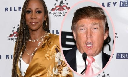 Holly Robinson Peete Confirms Jesse Trump Called Her The particular N-Word On Celebrity Beginner