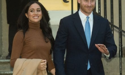 Knight in shining armor Harry & Meghan Markle Visit Los Angeles National Cemetery In Honor Of Remembrance Day