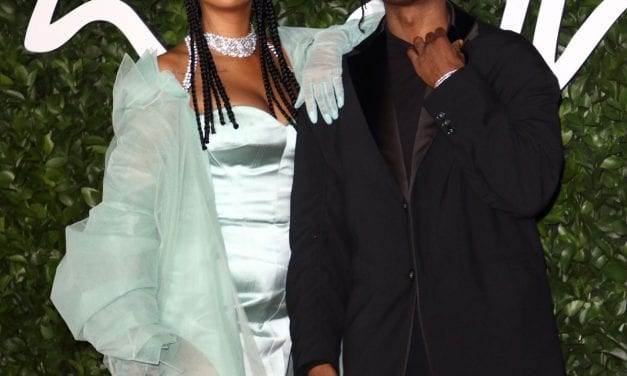 Rihanna Is Dating A$AP Rugged!