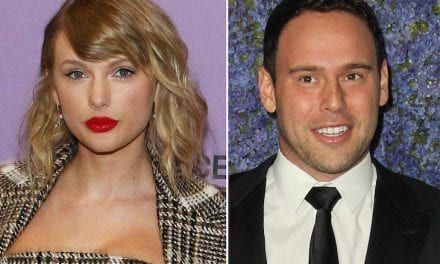 The young taylor Has Something To Say Regarding Scooter Braun Selling Her Older Masters