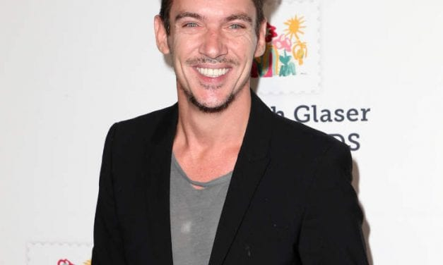Jonathan Rhys Meyers Was Caught For A DUI