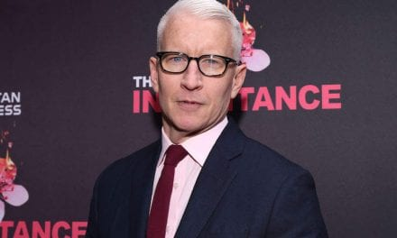 """Anderson Cooper Is Still Totally Over the top of it, But Apologized For Their """"Obese Turtle"""" Comment Anyhow"""