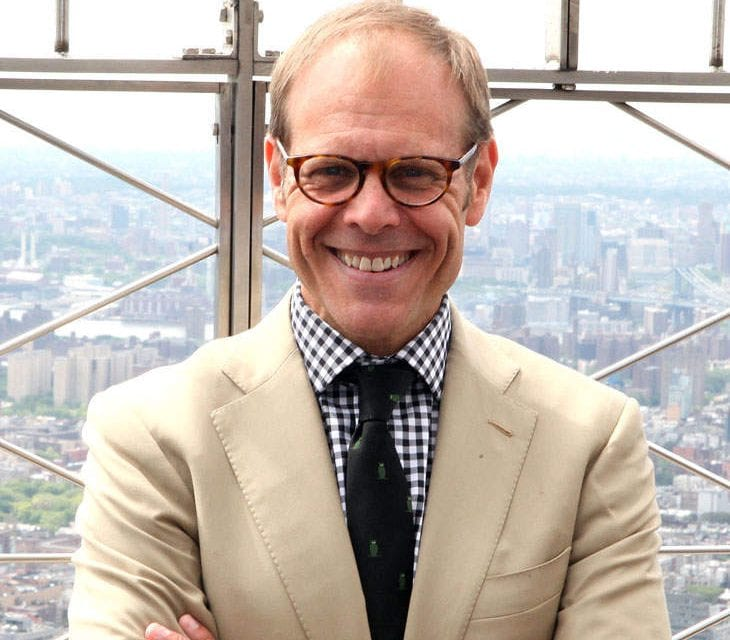 """Alton Brown Went On An Unhinged Twitter Rant About """"Good Eats"""" For Election Tension"""