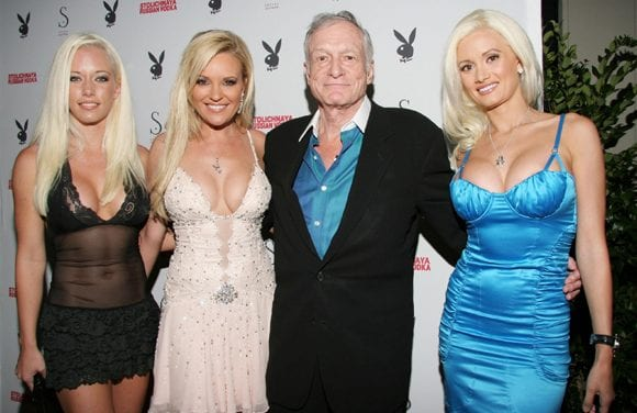 Hughs playboy Model Claims Hugh Hefner NEVER Had S*x Along with Any Playmates — It had been All For Show!