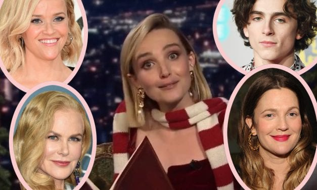 SNL' s Chloe Fineman FINGERNAILS Celeb Impressions During A Reading through Of 'Twas The Night Prior to Christmas! WATCH!