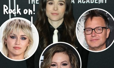 Miley Cyrus, Alyssa Milano, and More Applaud Elliot Web page For Coming Out As Transgender!
