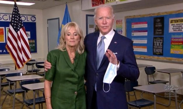 Later on and Jill Biden Send out Christmas Day Message