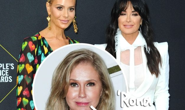 Several RHOBH Stars Have COVID Amid Production Shutdown!