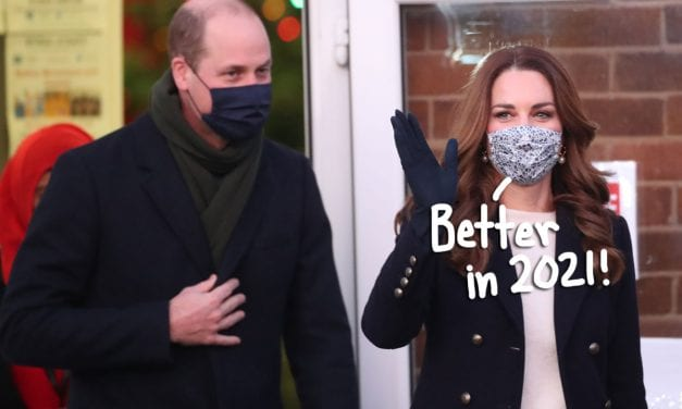 Knight in shining armor William & Kate Middleton Share Heartfelt Christmas Information: ' Wishing For A Much better 2021'