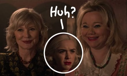 Sabrina The Teenage Witch Aunts Headed For Netflix Within Sneak Peek Of Reboot' s Final Season — WATCH!